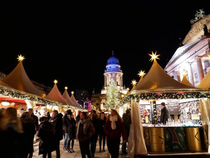 ベルリン・クリスマスマーケット