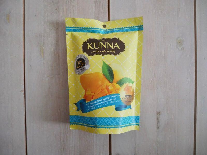 KUNNAのドライマンゴー