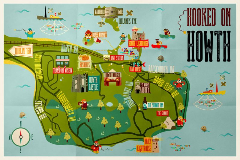 Howth-map