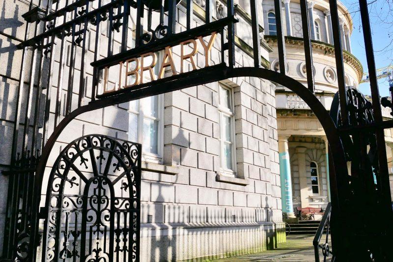 アイルランド国立図書館
