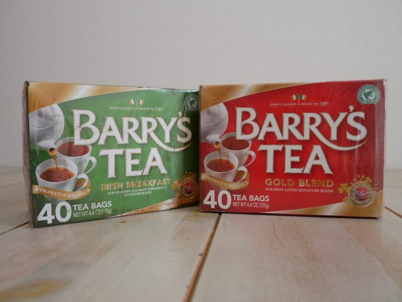 Barry's-tea